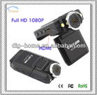 Popular Mini 1080p Full HD Car Reversing Camera System