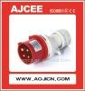 Industrial plug , waterproof plastic electric plug ,plug
