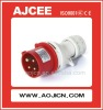 Industrial plug , waterproof plastic electric plug ,plug