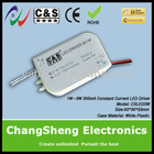 1W 350mA Constant Current LED Power Driver, CSLED3W