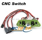 CNC Switch (2 Switches/1 Fuel Dot) - Green G03