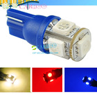 T10 5smd Led Car Side Wedge light bulb