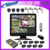 HOT 8CH security camera systems kit