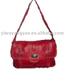 pvc handbag casual handbag PU handbag made in china