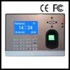 Fingerprint Time Recording