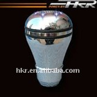 HKR car shift gear knobs car accessory shift knob chrome gear knob