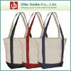Summer Popular Promotional Cotton Canvas Tote Bag