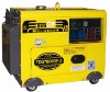 5kva single phase Diesel generator Set (slient type)