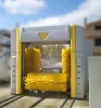 Fully Automatic Rollover Car wash Machine,automatic rollover car wash system