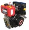 Air-cooled 9HP diesel engine(HR186F)