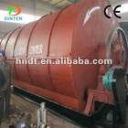 Q245R high temperature & pressure resistant used plastic recycling plant with CE