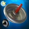 Gas spray valves