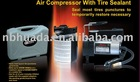 TRK-9108, Air compressor with tire sealant