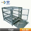 Stainless Steel Assembly Pet Kennel KA-501