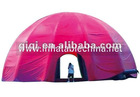 Inflatable Advertising Roof Top Red Tent