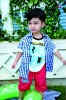 Latest styles of boys shirts, Child wear