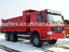 heavy duty dump truck
