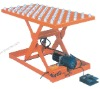Electric Hydraulic with Roll Lift Table
