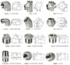 stainless steel 150lb cast threaded pipe fittings