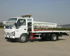 Light-duty P Series (ISUZU) Road Wrecker