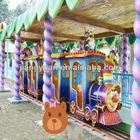 kids electric amusement train rides