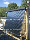 micher brand vaccum tubes pipes solar collector
