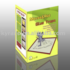 mouse and rat glue trap board & animal traps