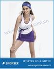 Fashionable Ladies tennis suit/sports wear