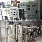 Huge capacity automatic 2000L/H Reverse Osmosis Water Purifier System equipment,underground water treatment,water purification