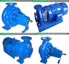M&C Monoblock pump, close coupled pump, DIN24255 Standard