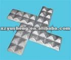 Copper alloy aluminum
