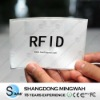 RFID UHF 915Mhz disposable adhesive tag accept Paypal