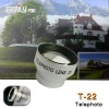 Magnetic 2.0x mobile phone lens for iphone 4 4S