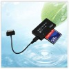 Multi Card Reader for Samsung Tablet PC