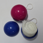 PE-016PE Colourful waterproof hot sale rain poncho ball