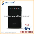 WCDMA/EVDO Wireless 3g MiFi Router plug with 3g dongle
