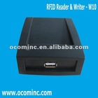W10 --- High Performance USB or RS232 Interface RFID Card Reader And Writer