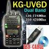 CE,ROHS,FCC approval, Interphone ,Ham radio Cheap radio ,cheap walkie & talkie Wouxun KG-UV6D VHF et UHF