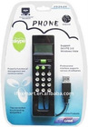 USB LCD Internet Phone Telephone Handset for Skype NO.856