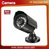 """1/3"""" CMOS 600TVL cctv camera system, IR distance 20-30M"""
