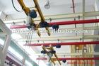 double girder manual crane