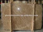 Natural polished light emperador marble