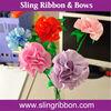 ribbon flowers refreshing your eyes