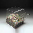 Custom Acrylic Plastic Food Box FZ-H-0908