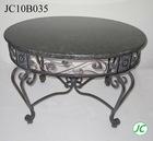 Modern metal folding chair for interior decorators