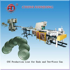 CNC Deep Throat Punching Production Line for Two-Piece Can