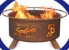 Spartan outdoor fire pits set