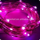 Christmas decoration LED copper wire light string(CE&RoHS)