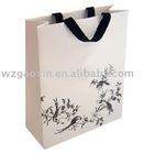 2011 exquisite Perfume paper bag