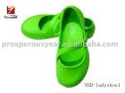 2012 Hot Lady EVA Shoes
